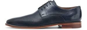 Melvin & Hamilton, Schnürschuh Alex 1 in dunkelblau, Business-Schuhe für Herren