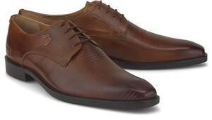 Melvin & Hamilton, Schnürschuh Martin 1 in mittelbraun, Business-Schuhe für Herren