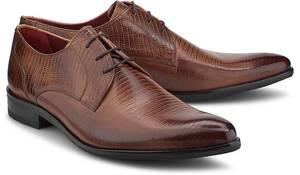 Melvin & Hamilton, Schnürschuh Toni 1 in mittelbraun, Business-Schuhe für Herren
