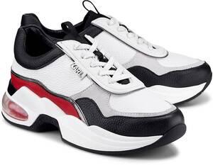 Karl Lagerfeld, Ventura Lazare 2 in weiß, Sneaker für Damen