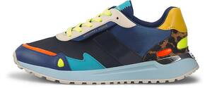 Michael Kors, Hero Trainer in dunkelblau, Sneaker für Damen