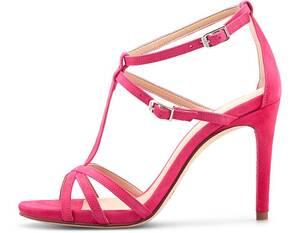 Unisa, Riemchen-Sandalette Yasugi in pink, Sandalen für Damen