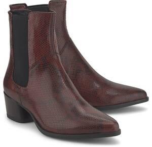 Vagabond, Stiefelette Lara in bordeaux, Boots für Damen