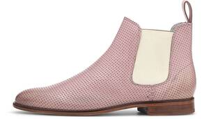 Melvin & Hamilton, Chelsea-Boot Susan 10 in rosa, Stiefeletten für Damen