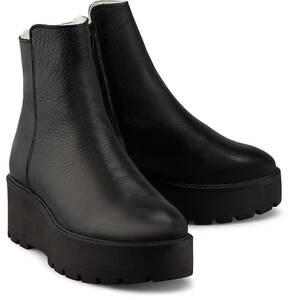 SIXTYSEVEN, Platform-Boots in schwarz, Boots für Damen