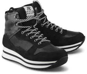 Paul Green, 4893-005 in schwarz, Sneaker für Damen