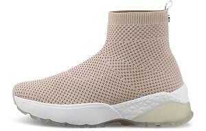 Marc Cain, Trend-Sneaker in beige, Sneaker für Damen