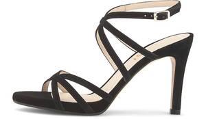 Lodi, Riemchen-Sandalette Ingina X in schwarz, Sandalen für Damen