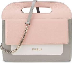 Furla, Umhängetasche Jane S Crossbody in rosa, Umhängetaschen für Damen
