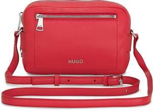 HUGO, Umhängetasche Maiden Crossbody in rot, Umhängetaschen für Damen