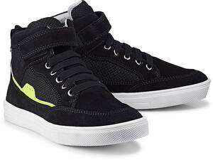 Richter, Klett-Sneaker in schwarz, Sneaker für Jungen