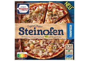 Steinofen Pizza Thunfisch
