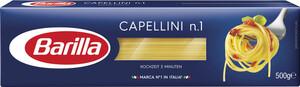 Barilla Nudeln Capellini No.1 500 g