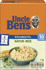 Uncle Ben's Natur Reis im Kochbeutel 10 Minuten 1KG