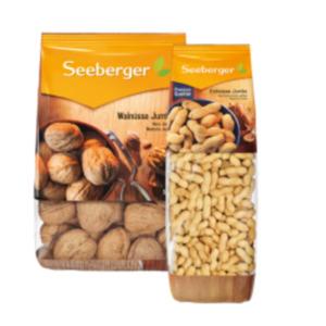 Seeberger Jumbo Erdnüsse oder Jumbo Walnüsse
