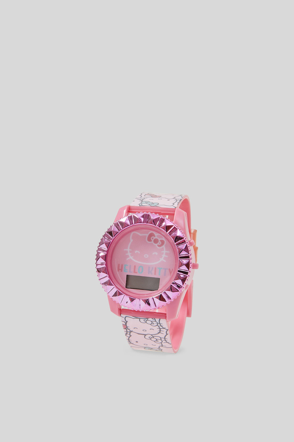 Hello Kitty - Armbanduhr - Glanz-Effekt