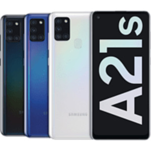 SAMSUNG Galaxy A21s 32 GB Black Dual SIM