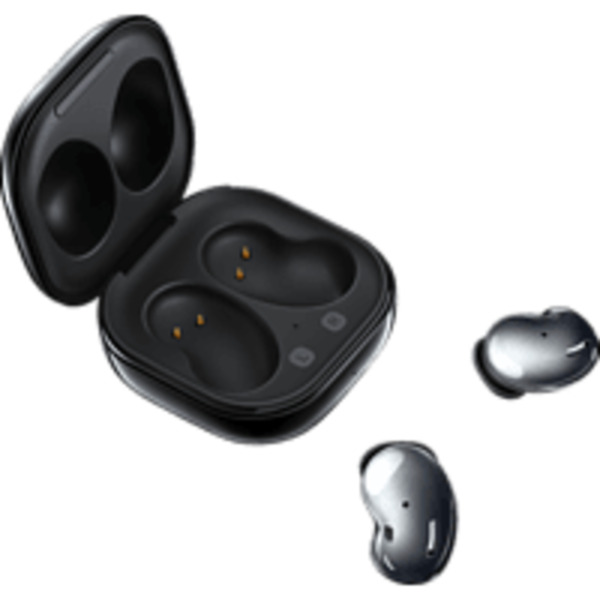 SAMSUNG SM-R180 Galaxy Buds Live, In-ear True Wireless Kopfhörer Bluetooth Schwarz