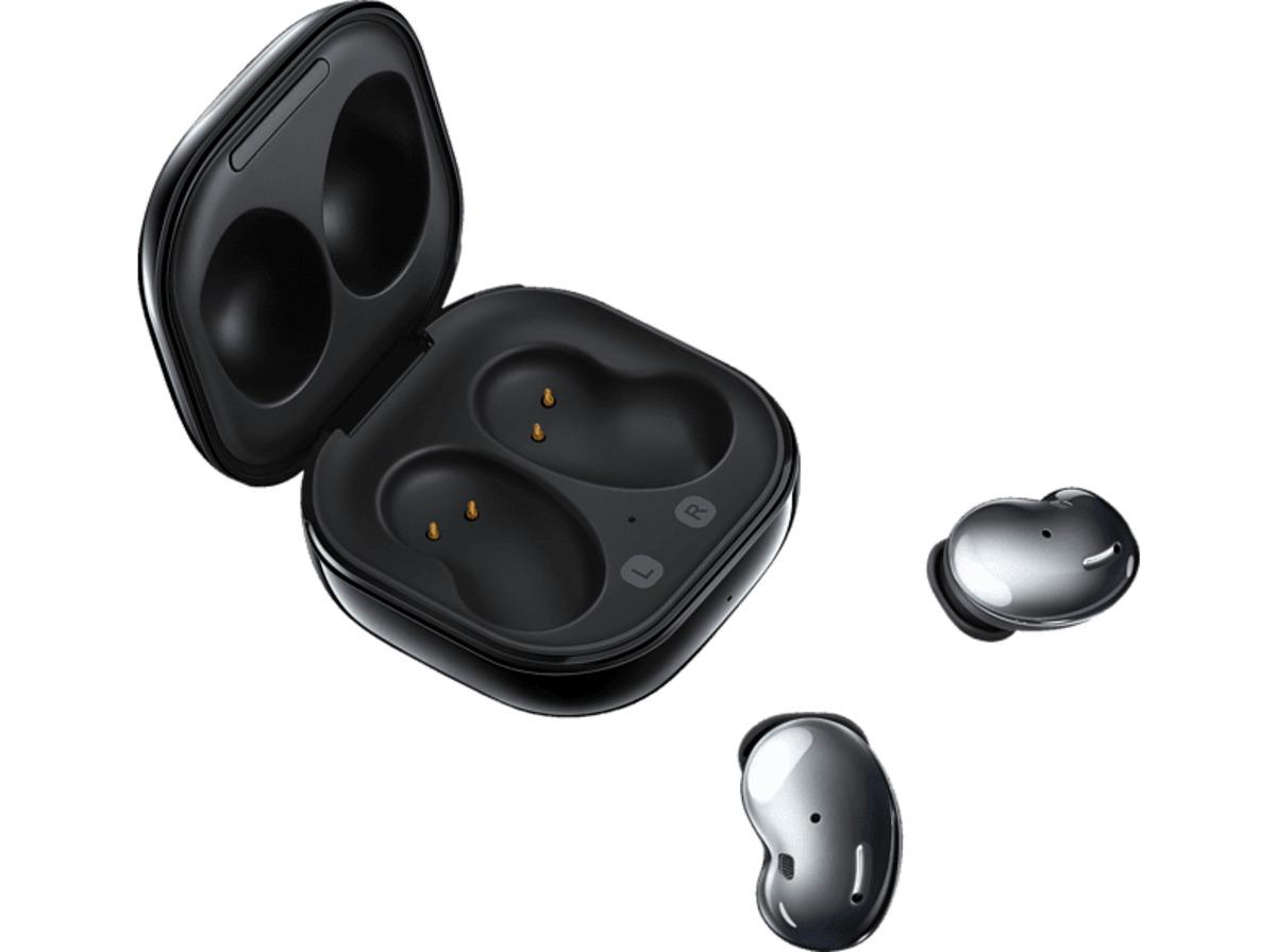 Bild 2 von SAMSUNG SM-R180 Galaxy Buds Live, In-ear True Wireless Kopfhörer Bluetooth Schwarz