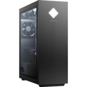 HP OMEN 25L - GT12-0300ng, Gaming PC mit Ryzen 7 Prozessor, 16 GB RAM, 1 TB HDD, 512 GB SSD, GeForce RTX™ 2060, 6 GB