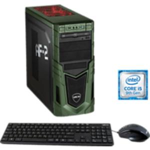 HYRICAN MILITARY GAMING 6455, Gaming PC mit Core™ i5 Prozessor, 16 GB RAM, 480 GB SSD, 1 TB HDD, Geforce RTX 2060 SUPER, 8 GB