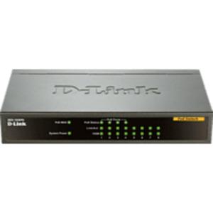 Desktop Switch D-LINK DES-1008PA 8