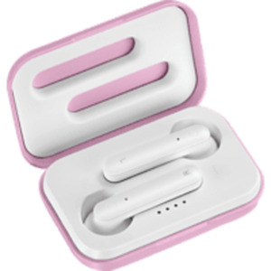 CORN TECHNOLOGY Onestyle TWS-BT-V11, In-ear Kopfhörer Bluetooth Pink