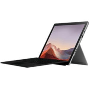MICROSOFT Surface Pro 7, Convertible mit 12.3 Zoll Display, Core™ i5 Prozessor, 16 GB RAM, 256 GB SSD, Intel® Iris™ Plus Grafik, Platinum