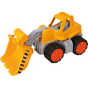 BIG Power Worker Radlader Spielfahrzeug, Gelb