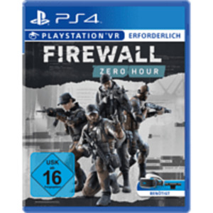 Firewall: Zero Hour [PlayStation 4]