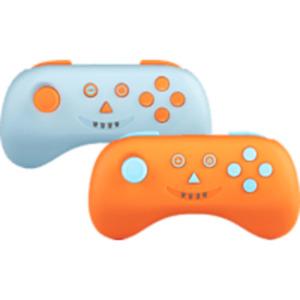 SNAKEBYTE MULTI:PLAYCON Controller, Blau & Orange