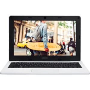 MEDION AKOYA® E11201 (MD61860) Notebook mit Celeron®, 4 GB RAM, 64 GB & Intel® HD-Grafik 500 in Weiß