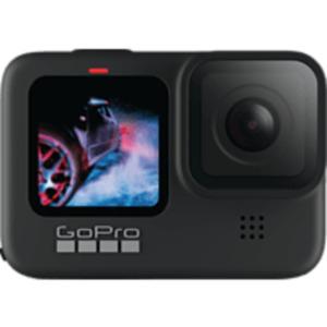 GOPRO GoPro HERO9 Actioncam, Schwarz Actioncam, , Schwarz