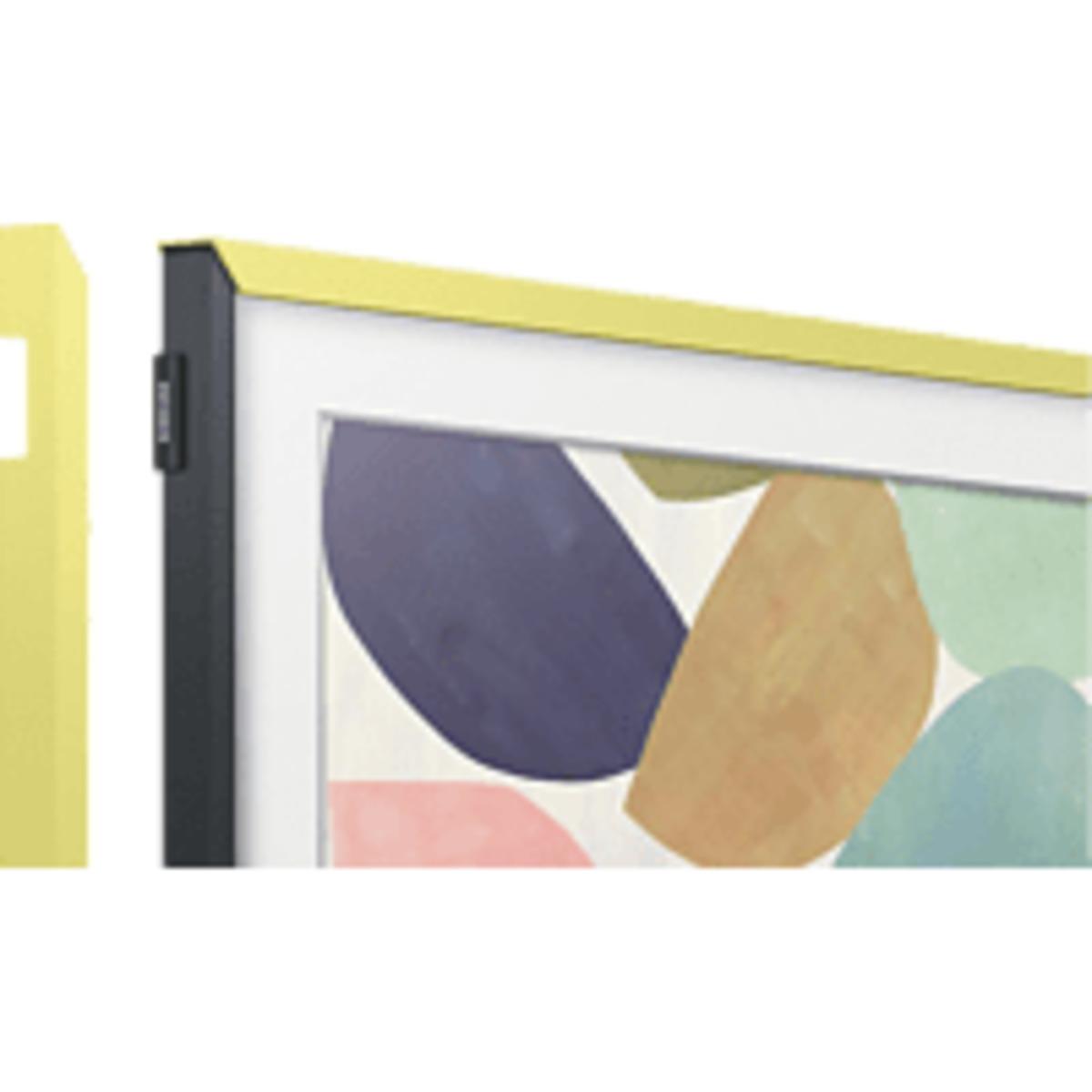 """Bild 1 von SAMSUNG Customizable Frame 32"""" TV Rahmen,  in Gelb"""