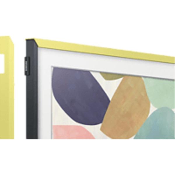 """SAMSUNG Customizable Frame 32"""" TV Rahmen,  in Gelb"""