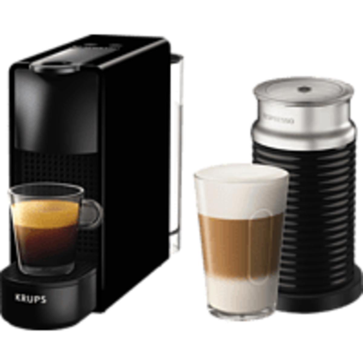Bild 1 von KRUPS XN1118 Nespresso Essenza Mini Kapselmaschine