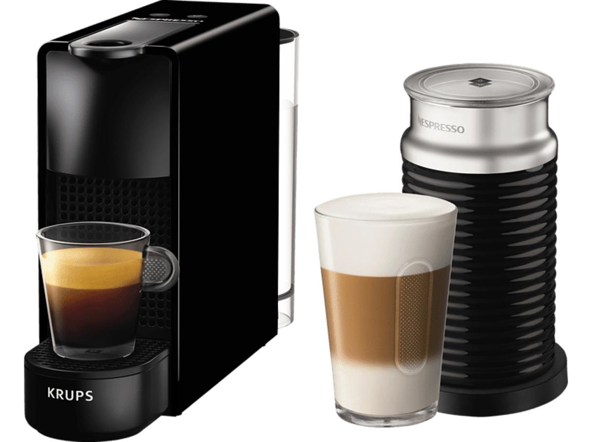 Bild 2 von KRUPS XN1118 Nespresso Essenza Mini Kapselmaschine