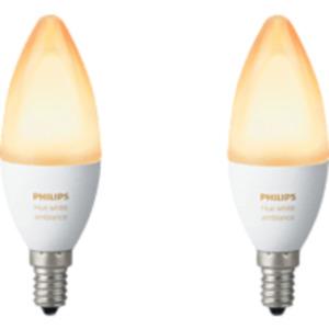 PHILIPS Hue White Ambiance LED Leuchtmittel
