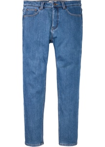Classic Fit Thermo-Stretch-Jeans, Straight