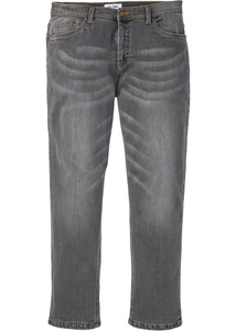 Stretch-Thermojeans Regular Fit Straight