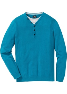 Pullover, 2-in-1-Optik