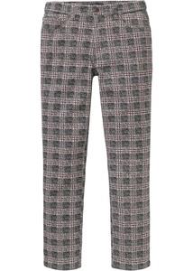 Regular Fit, 5-Pocket-Hose mit Alloverdruck