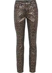 Leo-Jeans, metallic
