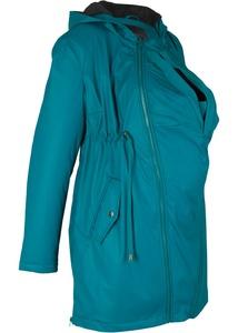 Trage-Jacke / Regen-Umstandsjacke, gefüttert