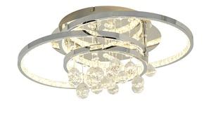 LED-Kristalldeckenleuchte