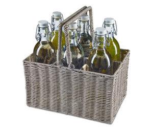 Flaschenträgerkorb