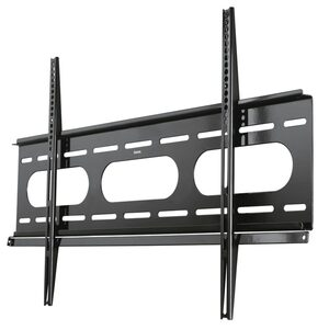 Hama TV Wandhalter, flach, bis 229cm (90 Zoll), 165cm (65 Zoll) »140cm (55 Zoll), FIX Ultraslim«