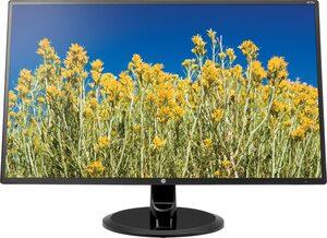 HP 27y LED-Monitor (1920 x 1080 Pixel, Full HD, 5 ms Reaktionszeit, 60 Hz, inkl. Office-Anwendersoftware Microsoft 365 Single im Wert von 69 Euro)