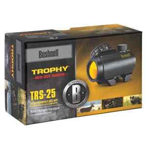 Reflexvisier Trophy TRS25 11 Intensitätsstärken