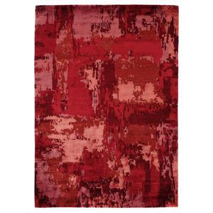 Musterring Orientteppich 140/200 cm dunkelrot , Angeles Palung , Textil , 140x200 cm , in verschiedenen Größen erhältlich , 005893002761